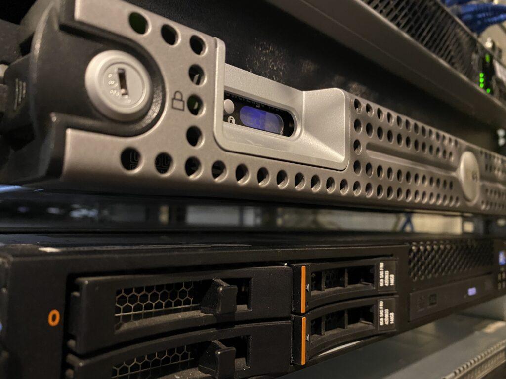 Colocated-server